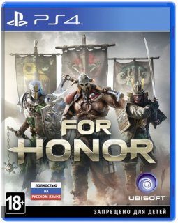 Диск For Honor [PS4]