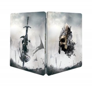 Диск For Honor Steelbook Case (БЕЗ ИГРЫ)