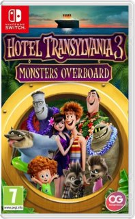 Диск Hotel Transylvania 3 Monsters Overboard [NSwitch]