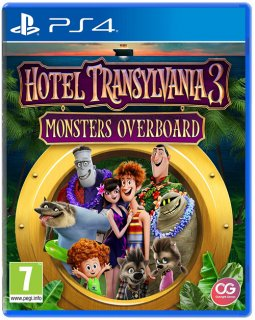 Диск Hotel Transylvania 3 Monsters Overboard [PS4]