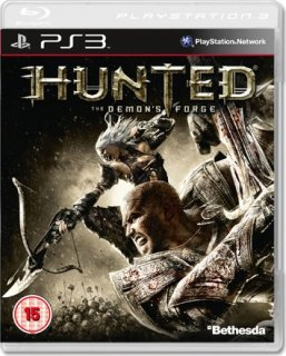 Диск Hunted: The Demon's Forge [PS3]