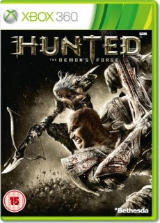 Диск Hunted: The Demon's Forge (Б/У) [X360]
