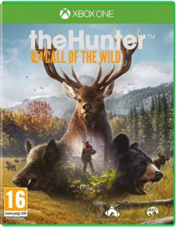 Диск Hunter: Call of the Wild [Xbox One]