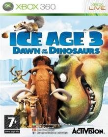 Диск Ice Age 3: Dawn of the Dinosaurs (Xbox 360)