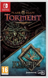 Диск Icewind Dale + Planescape Torment: Enhanced Edition [NSwitch]
