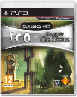 Диск Ico & Shadow of Colossus HD Collection [PS3]