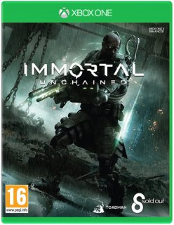 Диск Immortal: Unchained [Xbox One]