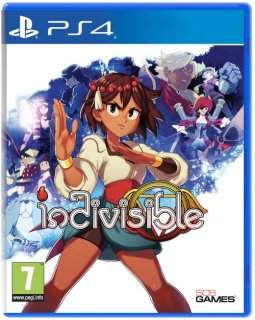 Диск Indivisible (Б/У) [PS4]