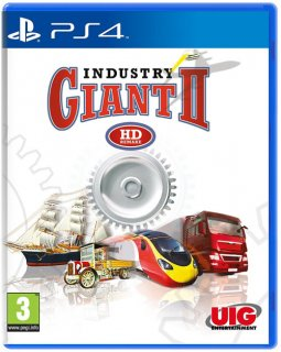 Диск Industry Giant 2 HD Remake [PS4]