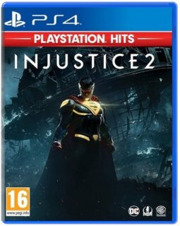 Диск Injustice 2 Playstation Hits [PS4]