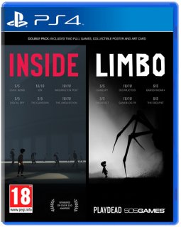 Диск Inside/Limbo Double Pack [PS4]