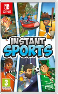 Диск Instant Sports [NSwitch]