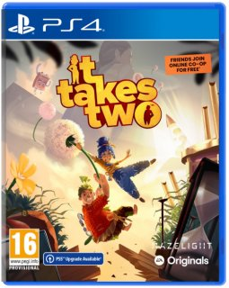Диск It Takes Two [PS4]