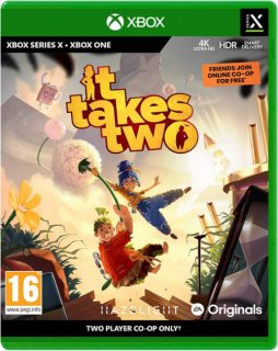 Диск It Takes Two [Xbox]