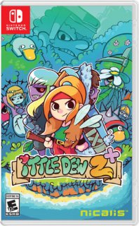 Диск Ittle Dew 2+ [NSwitch]