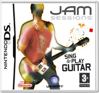 Диск Jam Sessions - Sing & Play Guitar (без пленки) [DS]