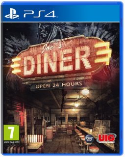 Диск Joes Diner [PS4]
