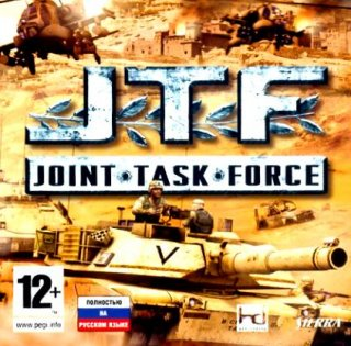 Диск Joint Task Force [PC]