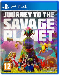 Диск Journey to the Savage Planet [PS4]