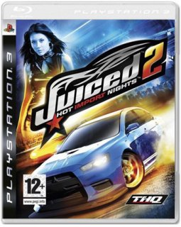 Диск Juiced 2: Hot Import Nights (Б/У) [PS3]