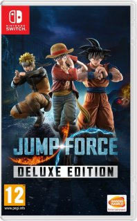 Диск Jump Force - Deluxe Edition [NSwitch]