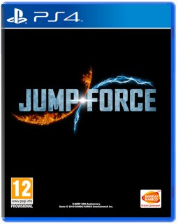 Диск Jump Force [PS4]