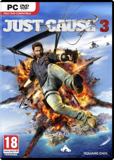 Диск Just Cause 3 - Day 1 Edition [PC]