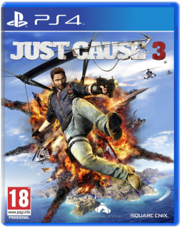 Диск Just Cause 3 [PS4]