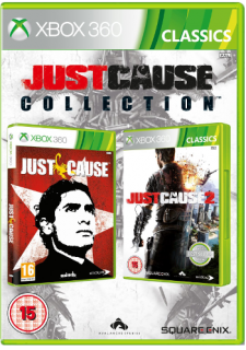 Диск Just Cause Collection [X360]