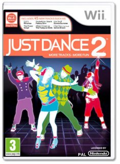 Диск Just Dance 2 [Wii]