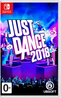 Диск Just Dance 2018 [NSwitch]
