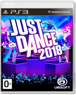 Диск Just Dance 2018 [PS3]