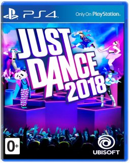 Диск Just Dance 2018 [PS4]