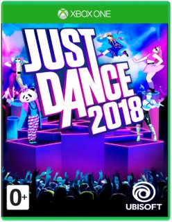 Диск Just Dance 2018 [Xbox One]