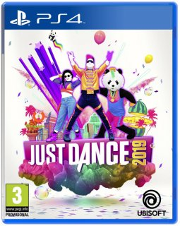 Диск Just Dance 2019 [PS4]