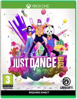 Диск Just Dance 2019 [Xbox One]