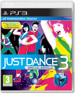Диск Just Dance 3. Special Edition [PS3]