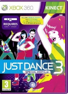 Диск Just Dance 3. Special Edition [X360, Kinect]