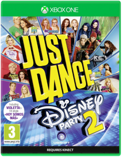 Диск Just Dance: Disney Party 2 [Xbox One]