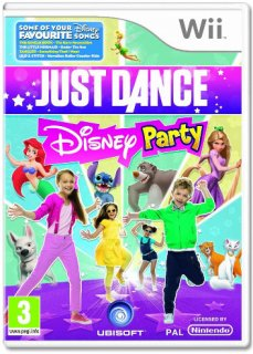 Диск Just Dance: Disney Party [Wii]