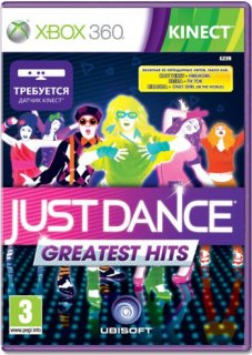 Диск Just Dance: Greatest Hits [X360]