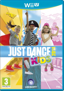 Диск Just Dance Kids 2014 [Wii U]