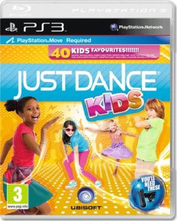 Диск Just Dance Kids [PS3, PS Move]