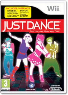 Диск Just Dance [Wii]