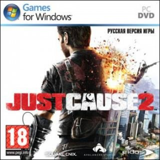 Диск Just Cause 2 [PC]