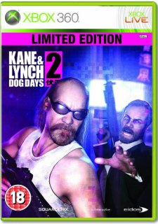 Диск Kane & Lynch 2 - Limited Edition [X360]
