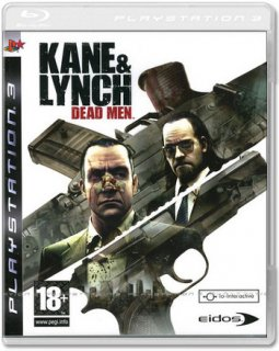 Диск Kane & Lynch: Dead Men (Б/У) [PS3]