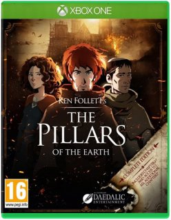 Диск Ken Follett's The Pillars of the Earth [Xbox One]