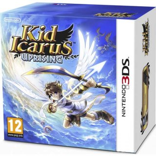 Диск Kid Icarus: Uprising (Б/У) (полный комплект) [3DS]