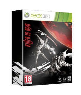 Диск KIller is Dead - Fan Edition [X360]